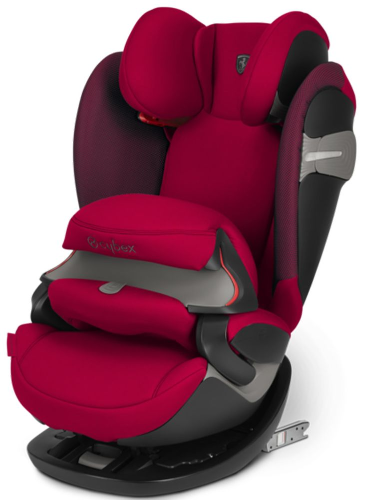 cybex pallas s fix scuderia ferrari 2019 kindersitz. Black Bedroom Furniture Sets. Home Design Ideas