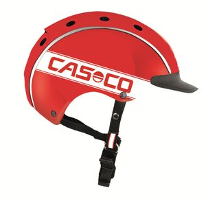 Casco Mini 2 rot Logo  -...