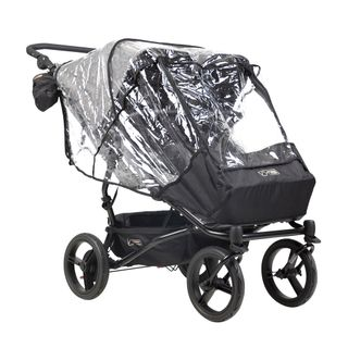 Mountain Buggy Duet Regenschutz