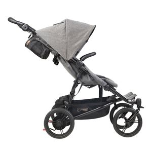 Mountain Buggy Duet V3 Herringbone Luxury Collection Twins Stroller – Image 11