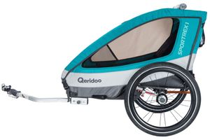 Qeridoo Sportrex 1 Basic child trailer...