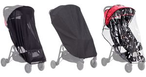 Mountain Buggy Nano Allwetter-Cover Set