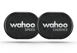 Wahoo RPM Speed & Cadence Sensor-Set