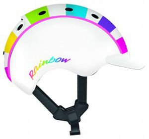 Casco Mini 2 Rainbow XS -...
