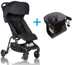 Mountain Buggy bundle nano V2 travel...
