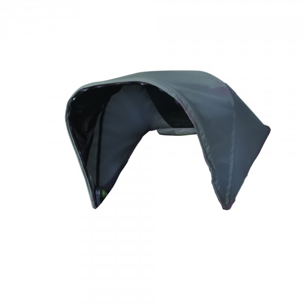 Mountain Buggy Sunhood für Swift Mini flint grau – Bild