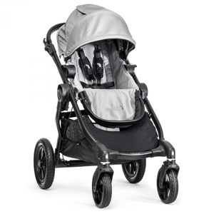 Baby Jogger CITY SELECT®  Silver 2018
