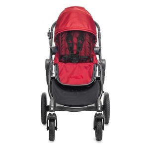 Baby Jogger city select Sonderedition 2018-Black Denim mit schwarzem Gestell – Image 6