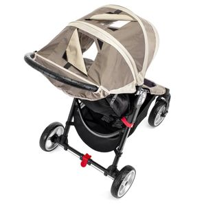 baby jogger CITY MINI™ 4-Rad 2018 - black – Bild 7