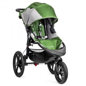 baby jogger SUMMIT™ X3 Single 2018 - Green/Gray 001