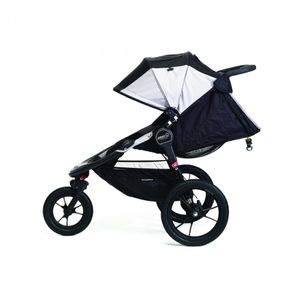 baby jogger SUMMIT™ X3 Single 2018 - Black/Gray – Bild 3