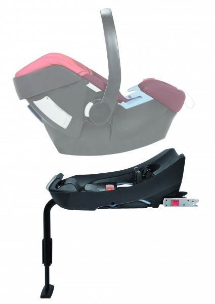 cybex base q fix isofix f r aton universal neu. Black Bedroom Furniture Sets. Home Design Ideas