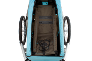 Croozer Babysitz KID Plus 2010 bis 2015...