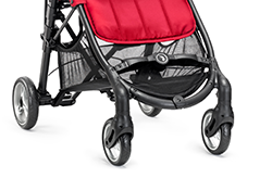baby jogger CITY MINI™ ZIP 2014 Red - RETOURENWARE -  – Bild 6
