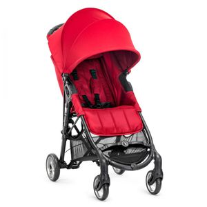 baby jogger CITY MINI™ ZIP 2014 Red - RETOURENWARE -  – Bild 1