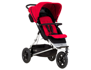 Mountain Buggy +one  Kinderwagen Berry