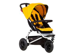 Mountain Buggy Swift 3.1 2018 Kinderwagen – Bild 3