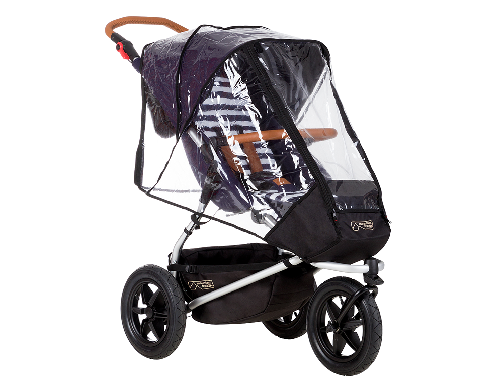 Mountain Buggy Regenverdeck Urban Jungle & Terrain ab 2015 – Bild