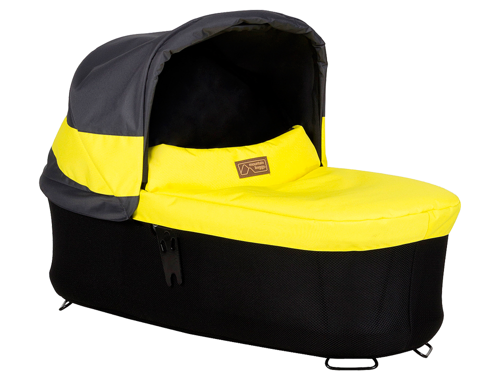 Carrycot Plus Babywanne Solus für MB Urban Jungle,Terrain&+one – Bild