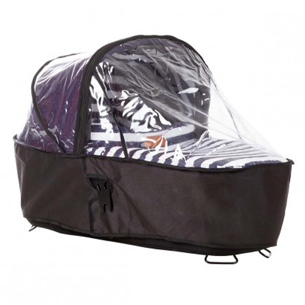 Mountain Buggy Regenverdeck für Babywanne Plus ab 2015 für urban jungle, terrain, +one – Bild