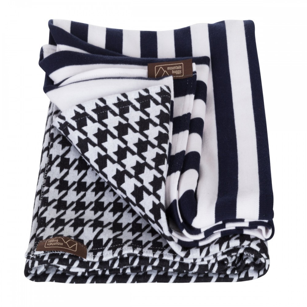 Mountain Buggy Schlafdecke Nautical - New Blanket Nautical – Bild
