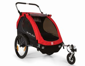Burley Honey Bee Kids Trailer incl....