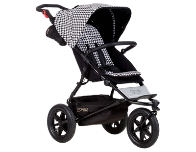 Mountain Buggy Urban Jungle Kinderwagen Pepita – Bild 1