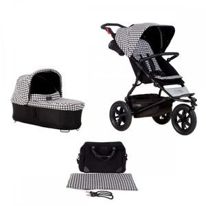 Mountain Buggy Urban Jungle 2018 NEW luxury collection bundle Pepita 001