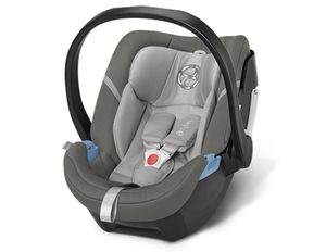Cybex Aton 4 2016 Kindersitz Manhattan Grey – Bild 1