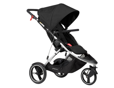 phil & teds Dash Kinderwagen 2018 black – Bild 1