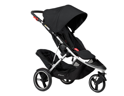 phil & teds Dash Kinderwagen 2018 black – Bild 2