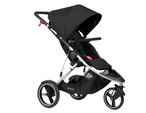phil & teds Dash Kinderwagen 2018 black
