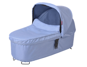 phil & teds Dash snug Babywanne blue...