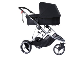 phil & teds Dash snug Babywanne black – Bild 2