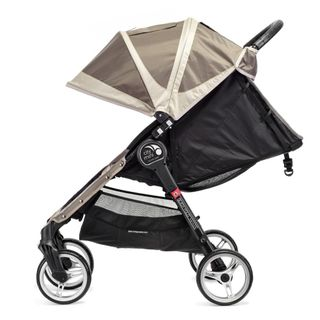 baby jogger CITY MINI™ 4-Rad 2018 - steel/gray – Bild 5