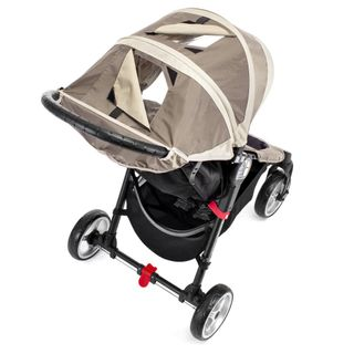 baby jogger CITY MINI™ 4-Rad 2017 - steel/gray – Bild 7