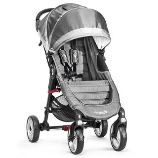 baby jogger CITY MINI™ 4-Rad 2018 - steel/gray – Bild 1