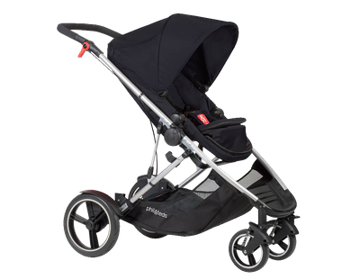 Phil & Teds Voyager Buggy black 2018 – Bild 1