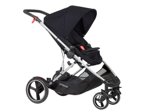 Phil & Teds Voyager Buggy black 2018