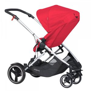 Phil & Teds Voyager Buggy red 2018 – Bild 2