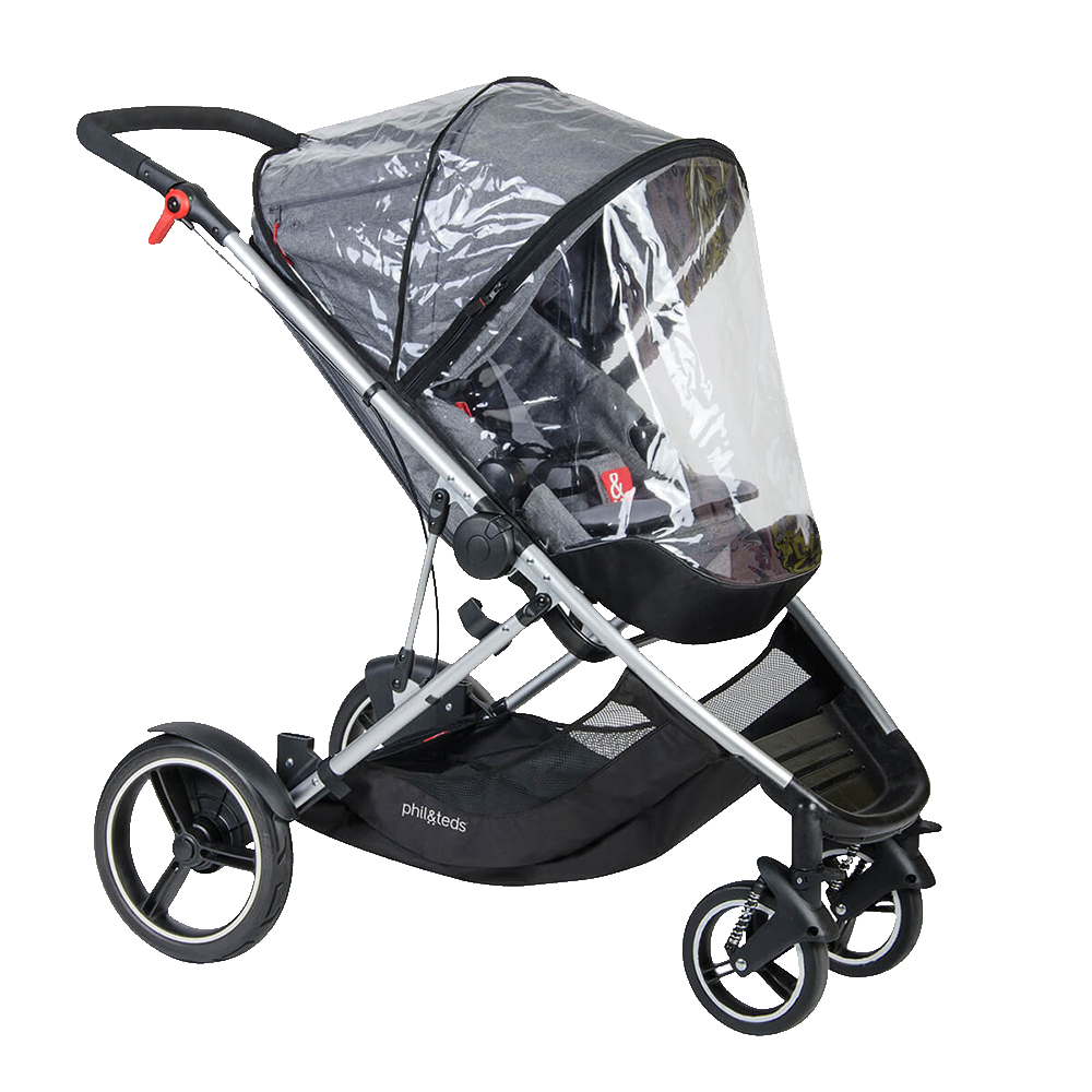 Phil & Teds Voyager Buggy 2016 Storm Cover – Bild