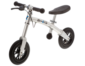 Micro g-bike+ 200 mm air