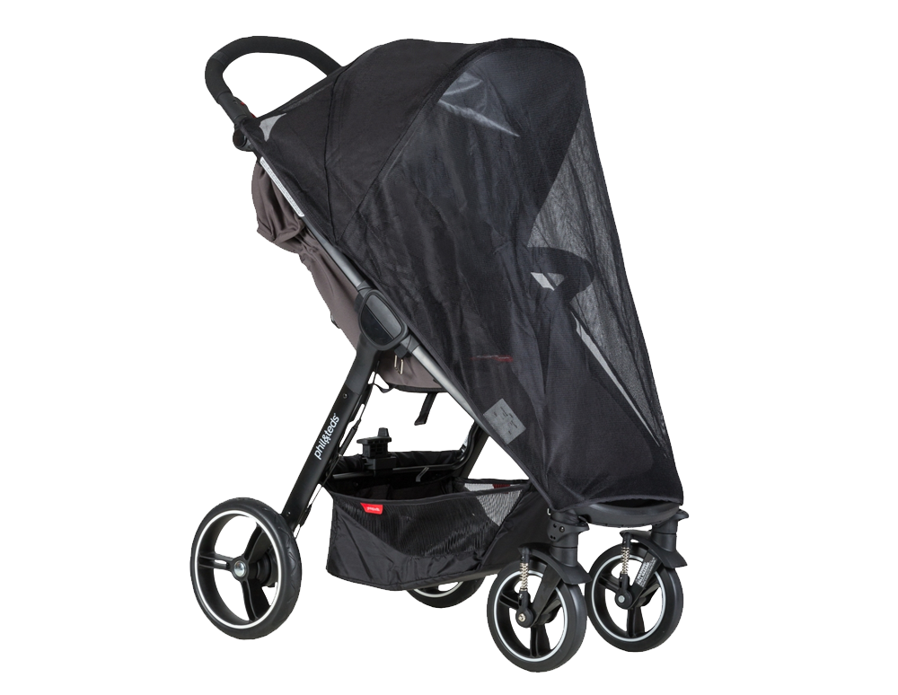 phil & teds Smart Buggy 2016 Sun Cover – Bild