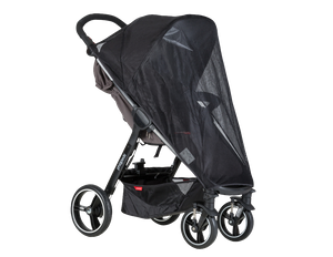 phil & teds Smart Buggy 2016 Sun Cover 001