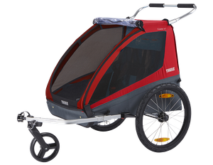 Thule Coaster XT Deluxe Rot 2019...