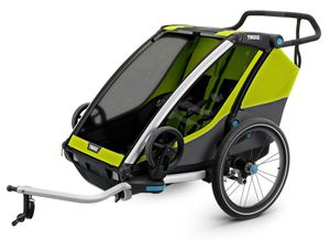 Thule Chariot Cab 2 Child Trailer 2019
