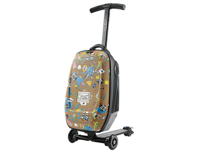 Micro Luggage 2 Trolley Sound2Go – Bild 1