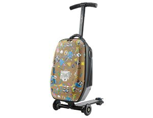 Micro Luggage 2 Trolley Sound2Go – Bild 2