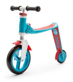 Scoot and Ride Highwaybaby blue/red – Bild 1