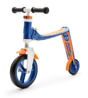 Scoot and Ride Highwaybaby blue/red – Bild 5
